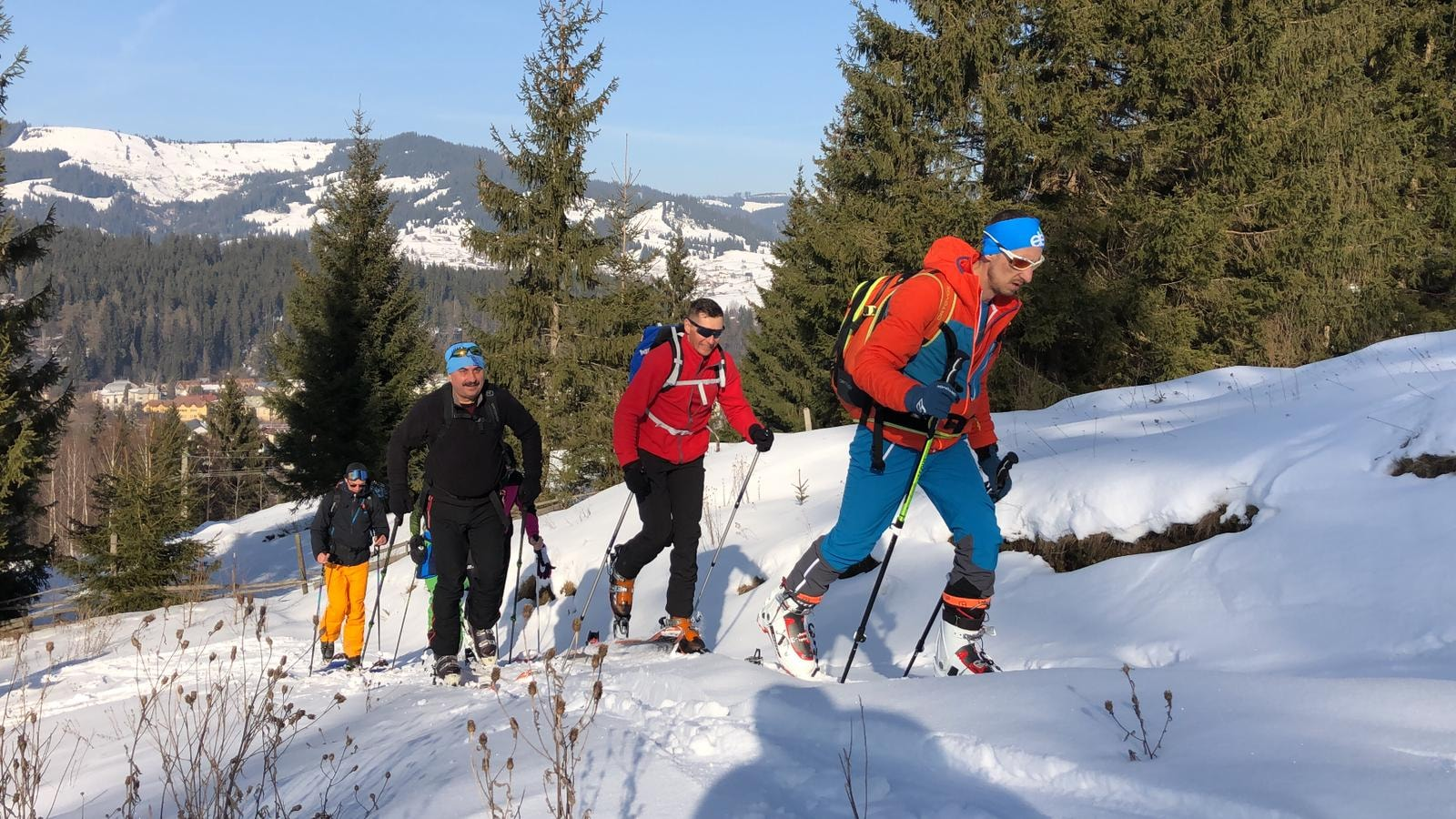 curs schi de tura